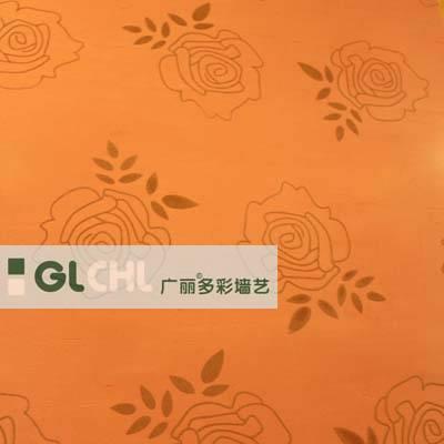 广丽多彩墙艺