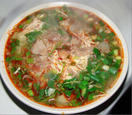 李氏牛肉汤