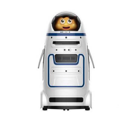 进化者小胖机器人